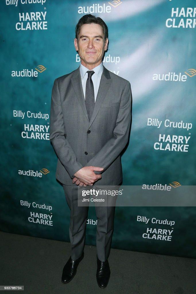 """Harry Clarke"" Opening Night"