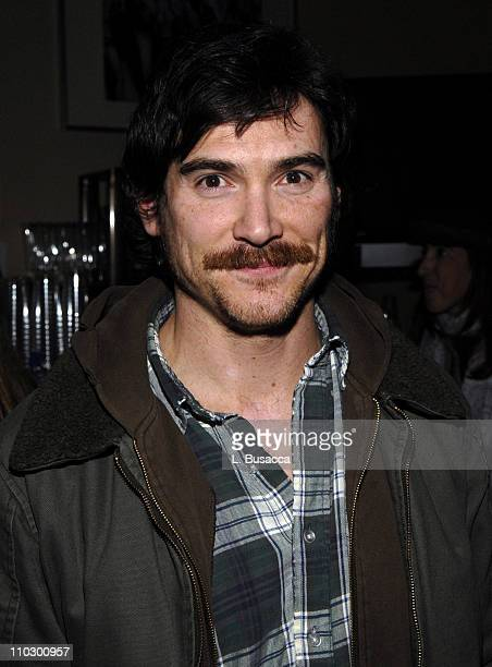 Billy Crudup during 2007 Park City Hollywood Life House Cocktail Party for Dedication at Hollywood Life House in Utah United States