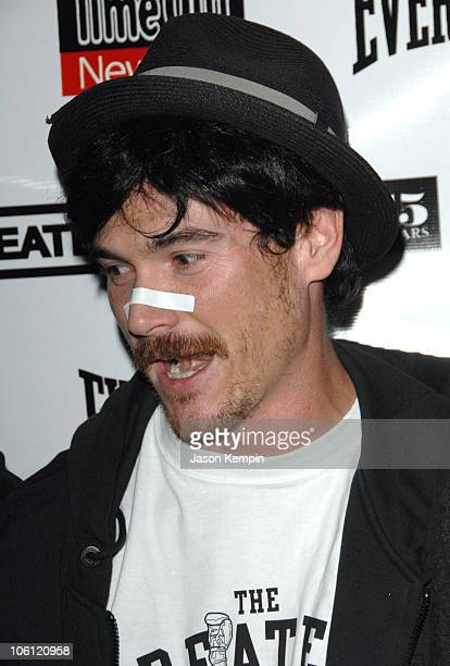 Billy Crudup during The 4th Annual Benefit For The Labyrinth Theater Company Celebrity Charades at The Downtown Auditorium in New York City New York...