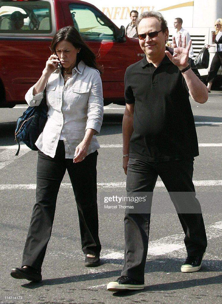 Billy Crystal Sighting in New York City - May 17, 2007