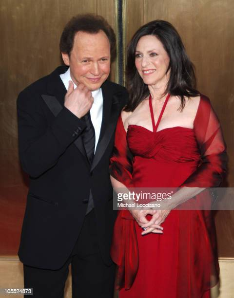 Billy Crystal and Janice Crystal nominees Best Special Theatrical Event for 700 Sundays