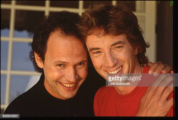 Billy Crystal and Martin Short