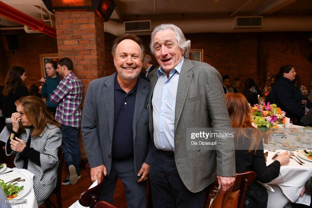 Jury Lunch - 2019 Tribeca Film Festival : News Photo