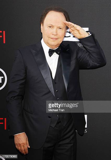 Billy Crystal arrives at the 2013 AFI Life Achievement Award honoring Mel Brooks held at Dolby Theatre on June 6 2013 in Hollywood California