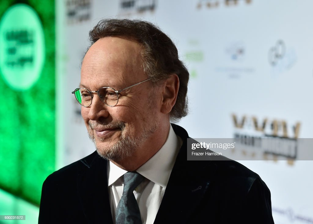 Billy Crystal attends Celebrity Fight Night XXIV on March 10, 2018 in Phoenix, Arizona.