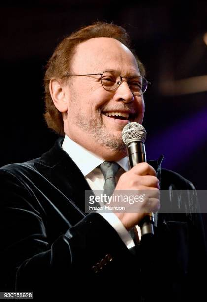 Billy Crystal attends Celebrity Fight Night XXIV on March 10 2018 in Phoenix Arizona