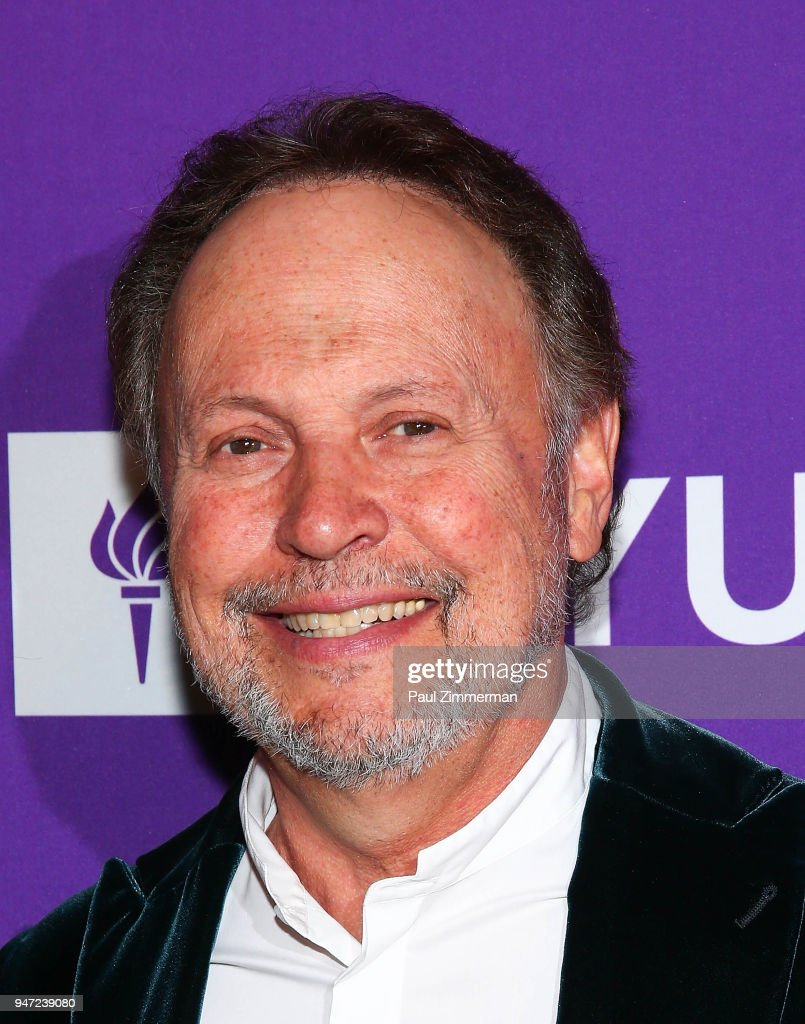 Billy Crystal attends the 2018 NYU Tisch Gala at Capitale on April 16, 2018 in New York City.