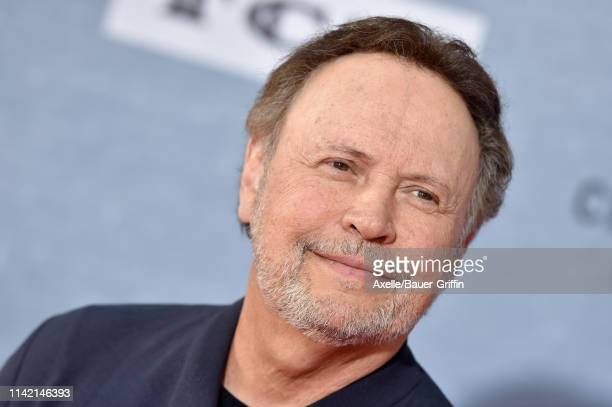 Billy Crystal attends the 2019 TCM Classic Film Festival Opening Night Gala and 30th Anniversary Screening of 'When Harry Met Sally' at TCL Chinese...