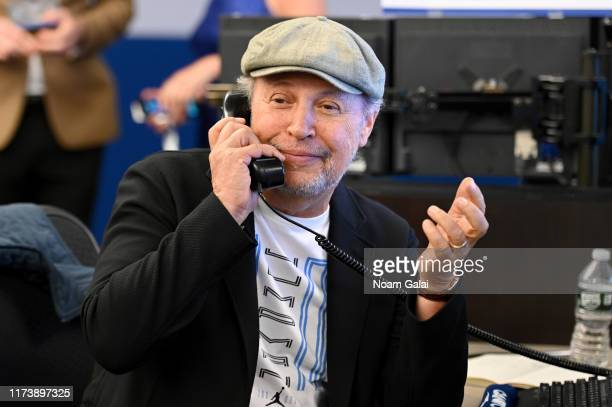 Billy Crystal attends the Annual Charity Day Hosted By Cantor Fitzgerald, BGC and GFI on September 11, 2019 in New York City.