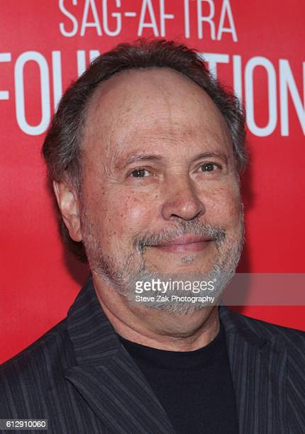 Billy Crystal attends The Grand Opening Of SAG-AFTRA Foundation's Robin Williams Center at SAG-AFTRA Foundation Robin Williams Center on October 5,...