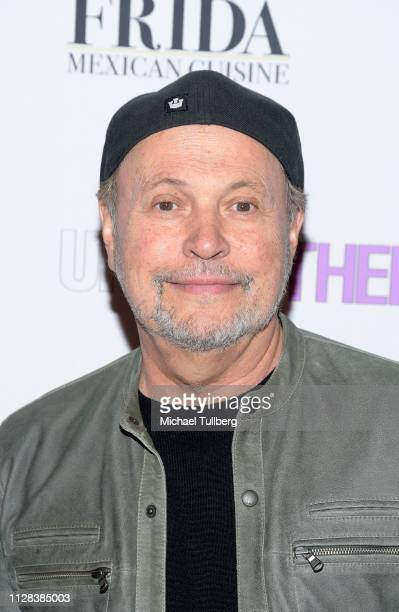 Billy Crystal attends the Los Angeles premiere of Untogether at Frida Restaurant on February 08 2019 in Sherman Oaks California