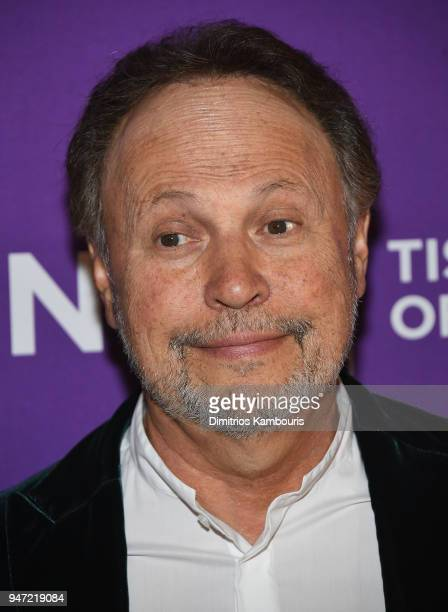 Billy Crystal attends The New York University Tisch School Of The Arts 2018 Gala at Capitale on April 16 2018 in New York City