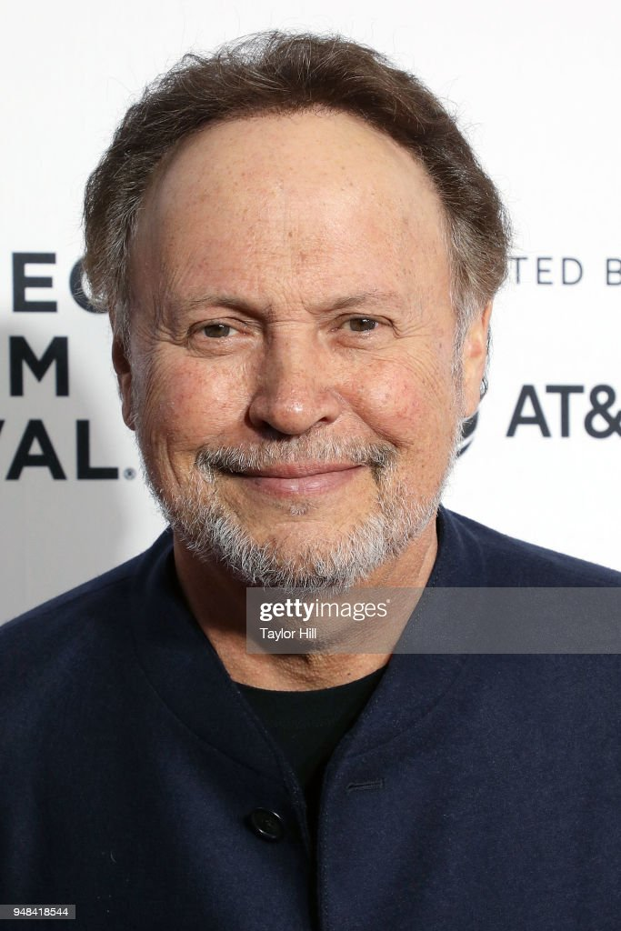 Billy Crystal attends the Opening Night Gala of 'Love, Gilda' during the 2018 Tribeca Film Festival at Beacon Theatre on April 18, 2018 in New York City.