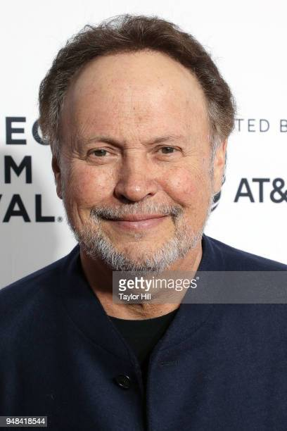 Billy Crystal attends the Opening Night Gala of 'Love Gilda' during the 2018 Tribeca Film Festival at Beacon Theatre on April 18 2018 in New York City