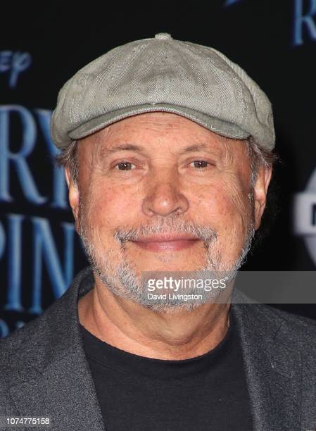 Billy Crystal attends the premiere of Disney's 'Mary Poppins Returns' at the El Capitan Theatre on November 29 2018 in Los Angeles California