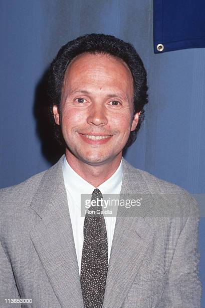 Billy Crystal during AntiDefamation League Honors Billy Crystal at United Nations Plaza in New York City New York United States