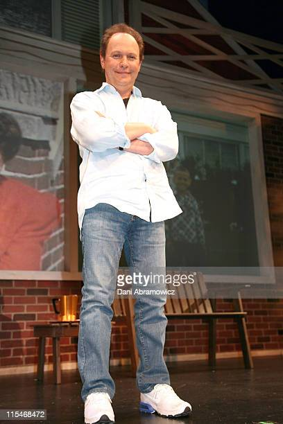Billy Crystal during Billy Crystal 700 Sundays - Press Conference at Capitol Theatre in Sydney, NSW, Australia.