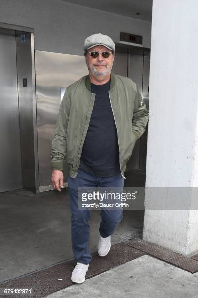 Billy Crystal is seen at LAX on May 05 2017 in Los Angeles California