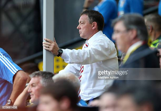 Billy Davies manager / head coach of Nottingham Forest