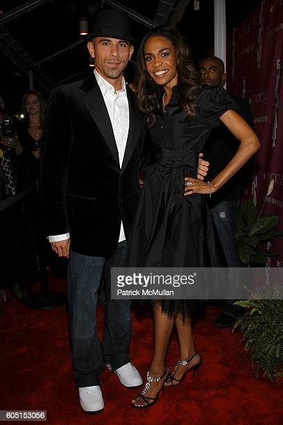 Billy Dec and Michelle Williams attend Macy's Glamorama at Chicago Theater on September 29, 2006 in Chicago, IL.