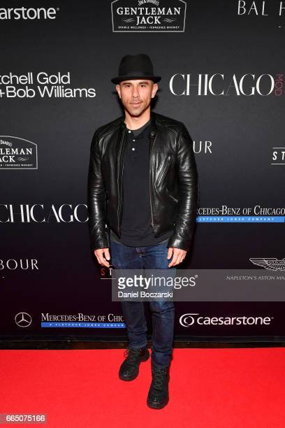 Billy Dec attends MOD Media Presents ChicagoMOD Magazine on April 5 2017 in Chicago Illinois