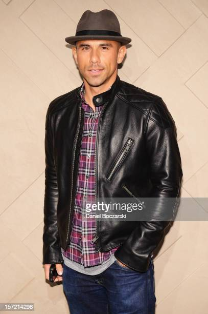 Billy Dec attends the Burberry launch of the Chicago flagship store on November 29, 2012 in Chicago, Illinois.