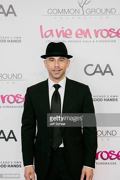 Billy Dec attends the Common Ground Gala on April 23, 2016 in Chicago, Illinois.