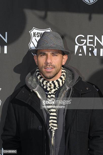 Billy Dec attends the KSwiss PingPong party at the GenArt Lounge on January 24 2010 in Park City Utah