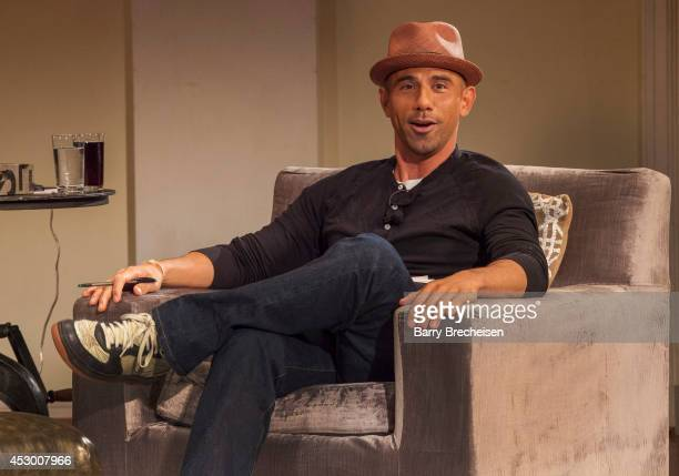 Billy Dec during the GRAMMY Pro In The Studio Lollapalooza at Art Institute Of Chicago on July 31 2014 in Chicago Illinois