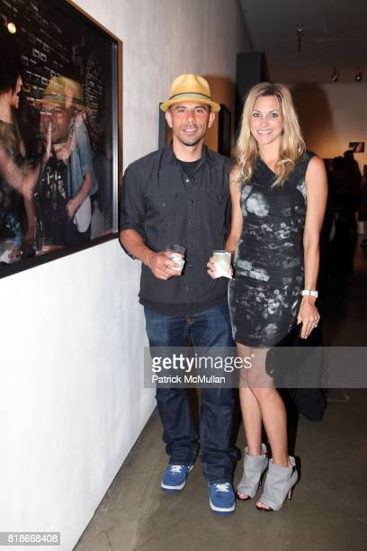 Billy Dec Kat Dec attend the Opening of Zoe Buckman's Loos at MILK Gallery on June 01 2010 in New York City
