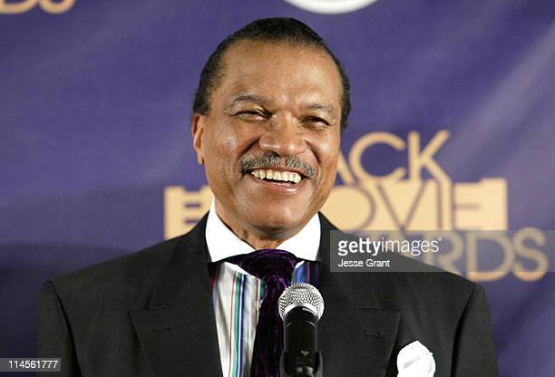 Billy Dee Williams 12557_JG_0227jpg during 2006 TNT Black Movie Awards Press Room at Wiltern Theatre in Los Angeles California United States