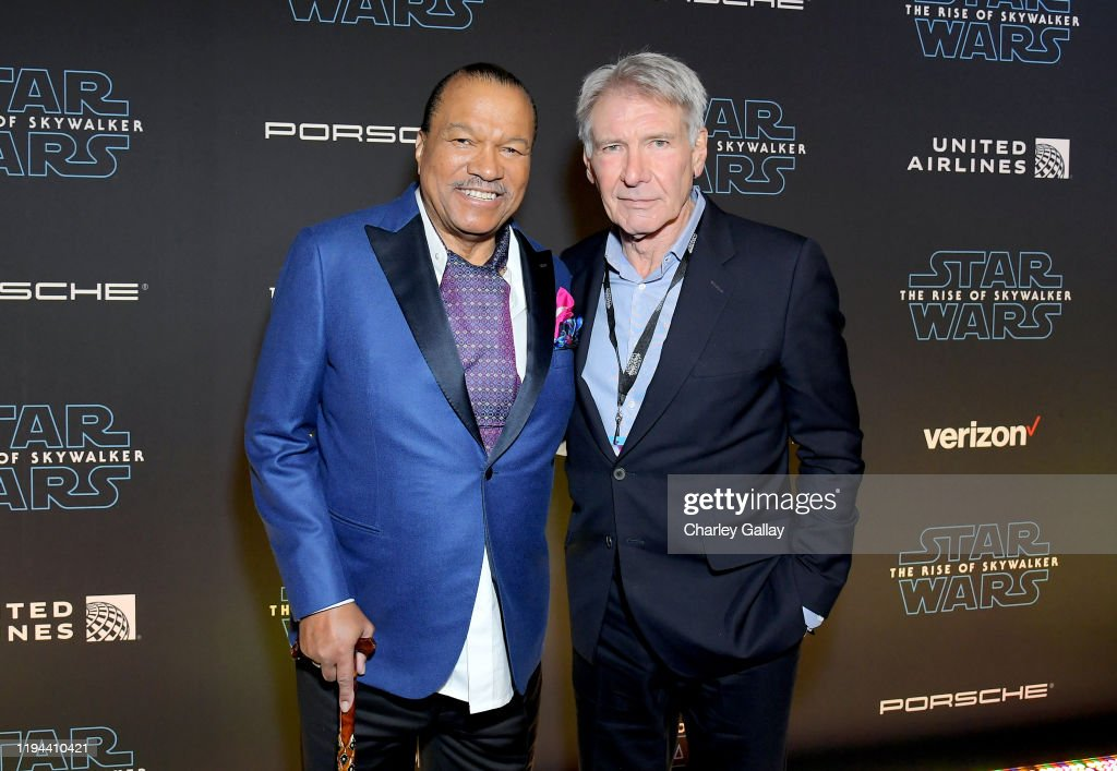 """World Premiere Of """"Star Wars: The Rise of Skywalker"""" : News Photo"""