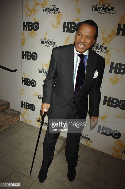 Billy Dee Williams during 2006 TNT Black Movie Awards HBO After Party in Los Angeles California United States