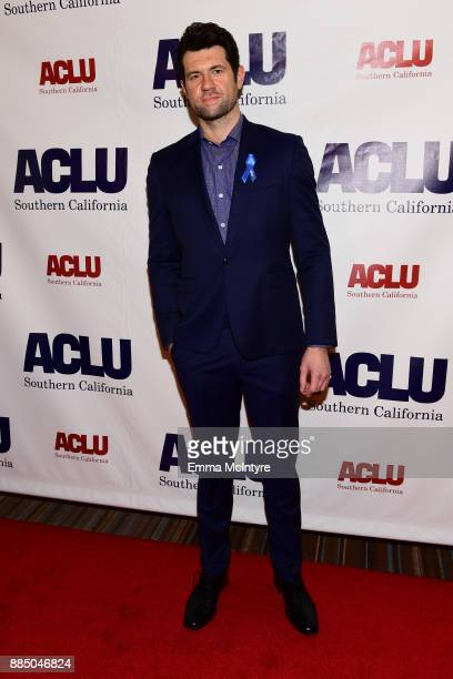 Billy Eichner attends ACLU SoCal Hosts Annual Bill of Rights Dinner at the Beverly Wilshire Four Seasons Hotel on December 3 2017 in Beverly Hills...