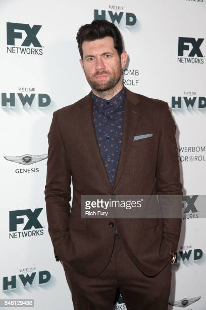 Billy Eichner attends FX and Vanity Fair Emmy Celebration at Craft on September 16 2017 in Century City California