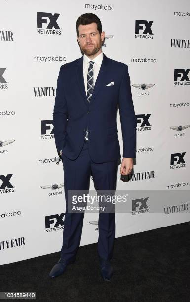 Billy Eichner attends FX Networks celebration of their Emmy nominees at CRAFT LA on September 16 2018 in Los Angeles California