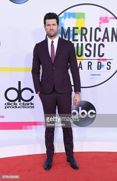 Billy Eichner attends the 2017 American Music Awards at Microsoft Theater on November 19 2017 in Los Angeles California