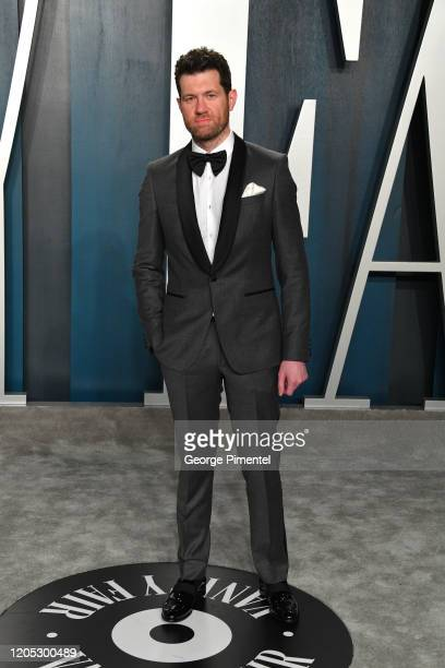 Billy Eichner attends the 2020 Vanity Fair Oscar party hosted by Radhika Jones at Wallis Annenberg Center for the Performing Arts on February 09,...