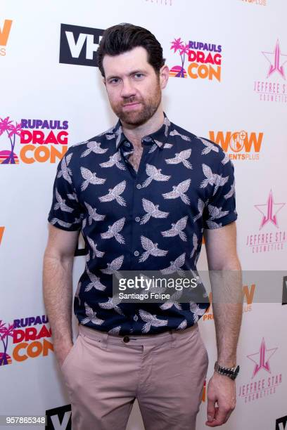 Billy Eichner attends the 4th Annual RuPaul's DragCon at Los Angeles Convention Center on May 12 2018 in Los Angeles California
