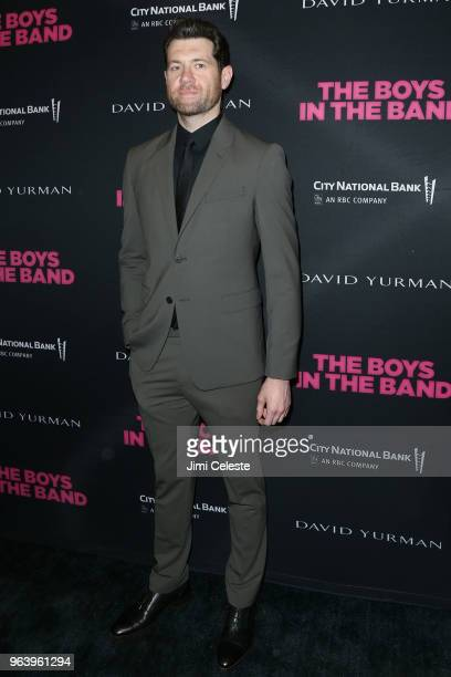 Billy Eichner attends 'The Boys in the Band' 50th Anniversary Celebration at Booth Theatre on May 30 2018 in New York City