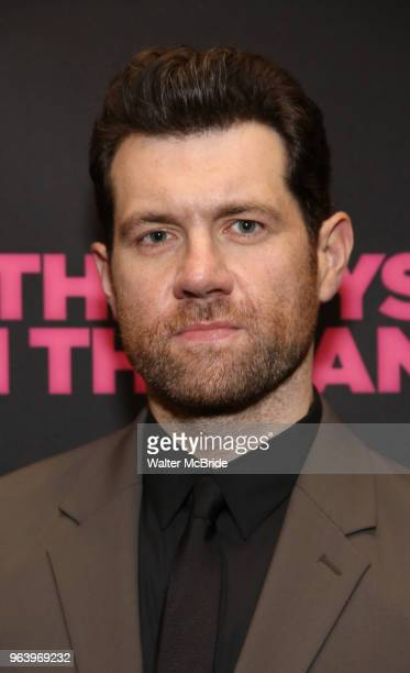 Billy Eichner attends 'The Boys in the Band' 50th Anniversary Celebration at The Booth Theatre on May 30 2018 in New York City