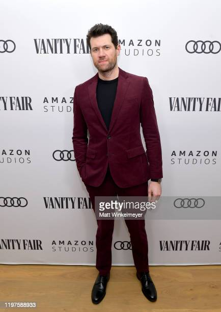 Billy Eichner attends Vanity Fair Amazon Studios and Audi Celebrate The 2020 Awards Season at San Vicente Bungalows on January 04 2020 in West...