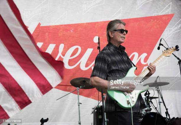 Billy Flynn performs on stage at The Chicago Blues Festival on June 8 2019 in Chicago Illinois United States
