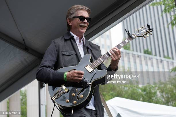 Billy Flynn performs on stage at The Chicago Blues Festival on June 9 2019 in Chicago Illinois United States