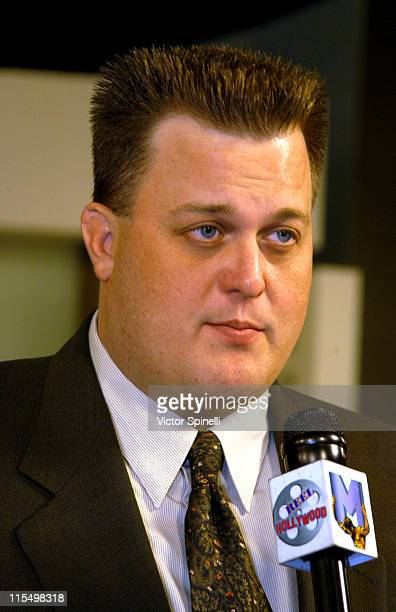 Billy Gardell during FX Premiere Screening of Lucky at Arclight Cinerama Dome in Hollywood California United States