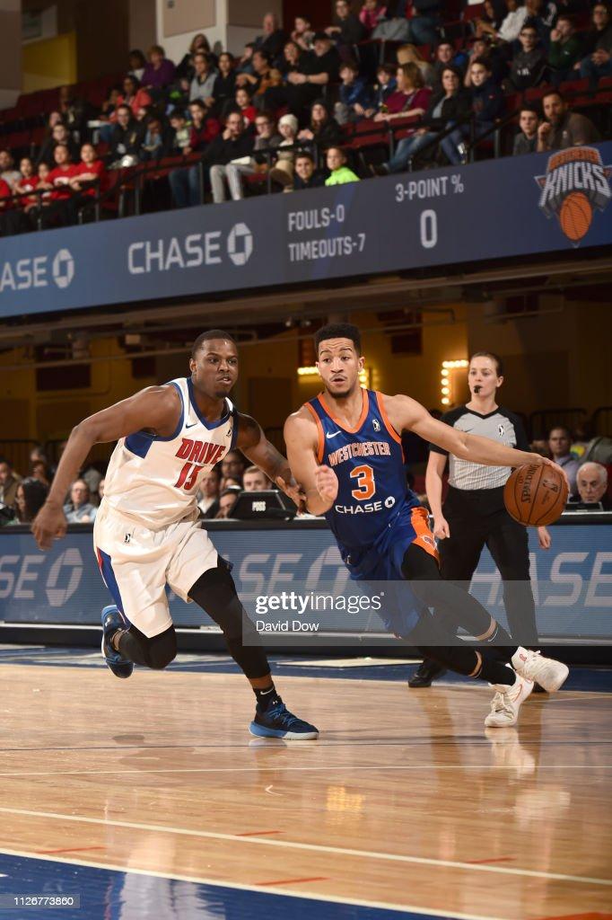 NY: Grand Rapids Drive v Westchester Knicks