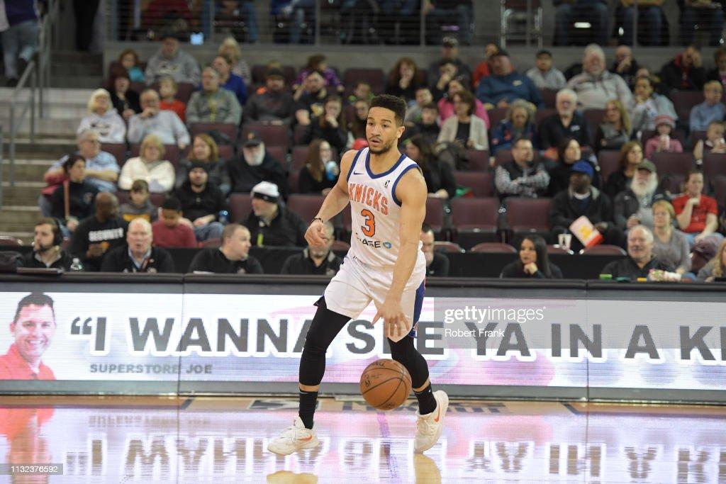 PA: Westchester Knicks v Erie BayHawks