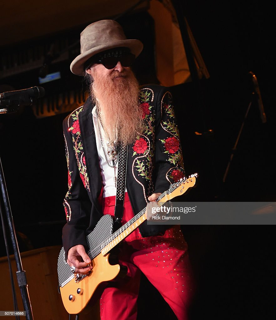 Billy Gibbons In Concert - Nashville, Tennessee