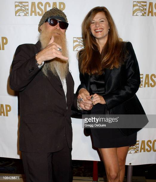 Billy Gibbons during 22nd Annual ASCAP Pop Music Awards Arrivals at Beverly Hilton Hotel in Beverly Hills California United States