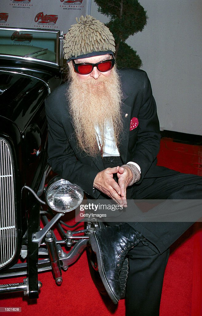 Billy Gibbons Of Zz Top Attends The 4th Annual Cars Stars Gala To